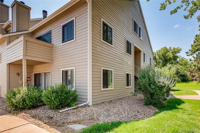 3600 S Pierce Street 6-107, Denver, CO 80235 (MLS #5032314) :: Kittle Real Estate