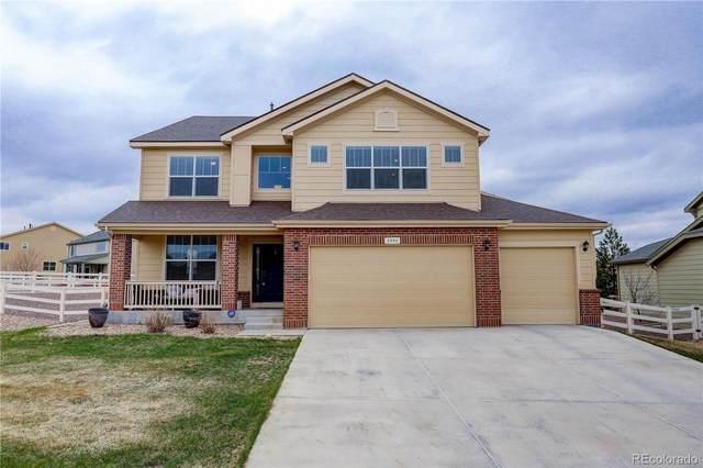 3993 Heatherglenn Lane, Castle Rock, CO 80104 (MLS #5032566) :: 8z Real Estate