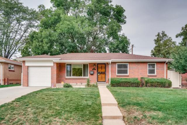 1305 S Ingalls Street, Lakewood, CO 80232 (MLS #5032797) :: 8z Real Estate