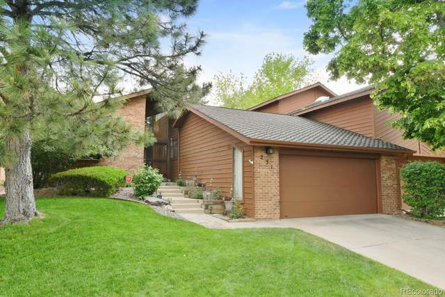 231 Youngfield Drive, Lakewood, CO 80228 (#5033613) :: Compass Colorado Realty