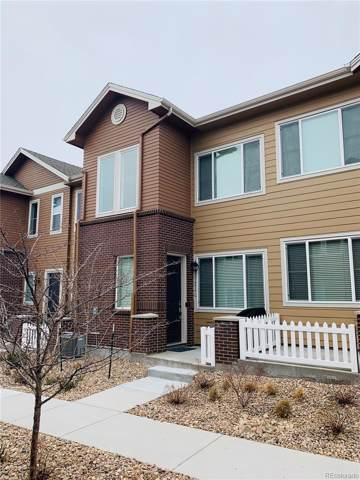 15456 W 64th Loop C, Arvada, CO 80007 (#5033629) :: HergGroup Denver