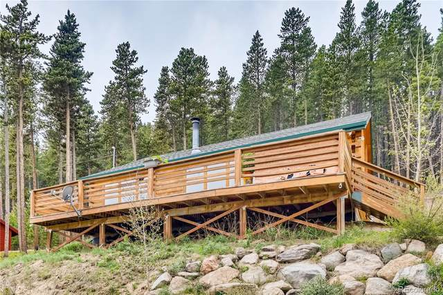 643 Texas Drive, Idaho Springs, CO 80452 (MLS #5034131) :: 8z Real Estate