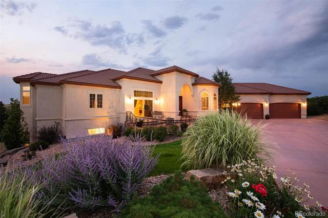 5890 Aspen Leaf Drive, Littleton, CO 80125 (#5034475) :: Kimberly Austin Properties