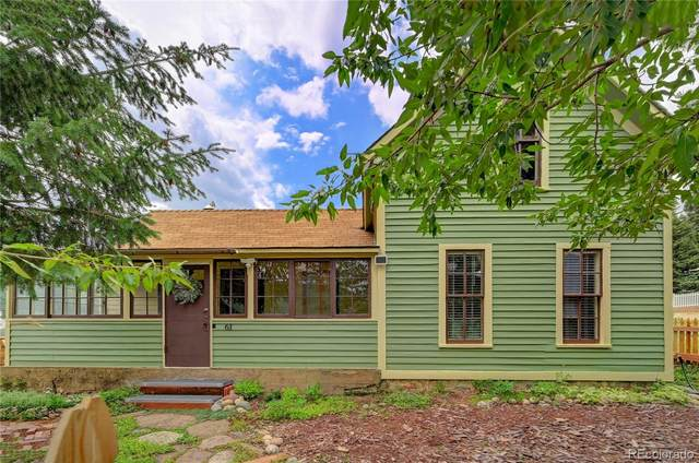 61 N Dailey Street, Empire, CO 80438 (MLS #5035204) :: Bliss Realty Group