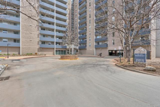 601 W 11th Avenue #511, Denver, CO 80204 (#5035431) :: The Heyl Group at Keller Williams