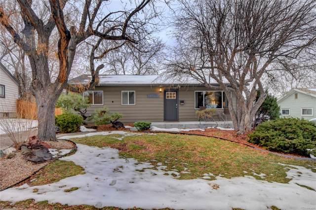 1853 S Quitman Street, Denver, CO 80219 (#5036616) :: The Peak Properties Group