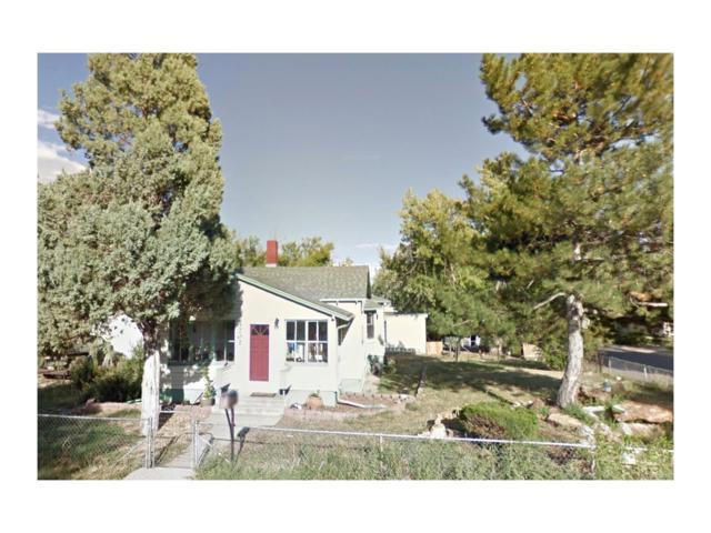 3702 High Court, Wheat Ridge, CO 80033 (MLS #5036748) :: 8z Real Estate
