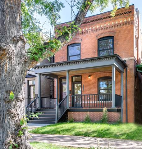 2844 Champa Street, Denver, CO 80205 (#5037326) :: The Heyl Group at Keller Williams