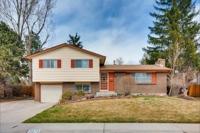 3675 W 94th Avenue, Westminster, CO 80031 (#5037344) :: The Peak Properties Group