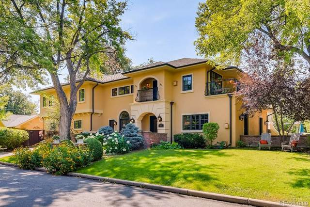 3000 E Vassar Avenue, Denver, CO 80210 (#5037368) :: Kimberly Austin Properties