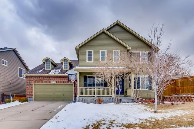 15832 E Stargazer Lane, Parker, CO 80134 (MLS #5037651) :: 8z Real Estate
