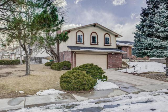 593 S Everett Court, Lakewood, CO 80226 (#5037676) :: The Tamborra Team
