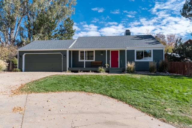 151 W Sycamore Lane, Louisville, CO 80027 (#5037914) :: The Healey Group