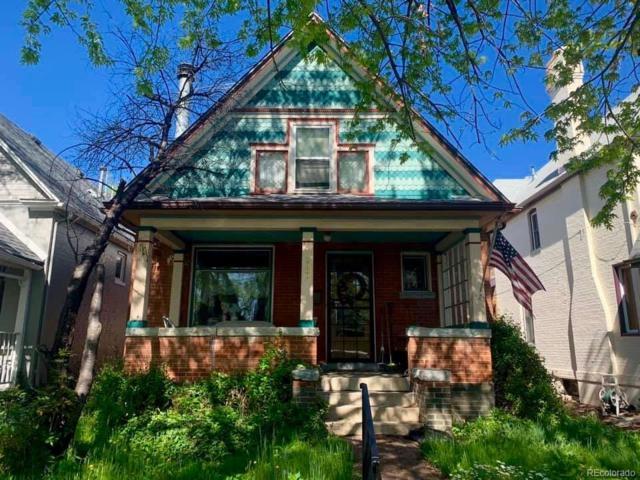 237 S Ogden Street, Denver, CO 80209 (#5037990) :: The HomeSmiths Team - Keller Williams