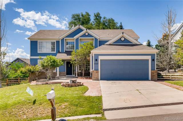 5107 Red Oak Way, Parker, CO 80134 (#5038059) :: HomeSmart Realty Group