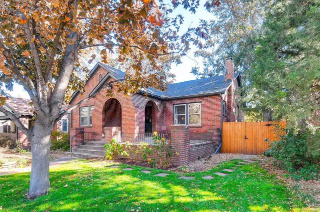 636 Harrison Street, Denver, CO 80206 (MLS #5038107) :: 8z Real Estate