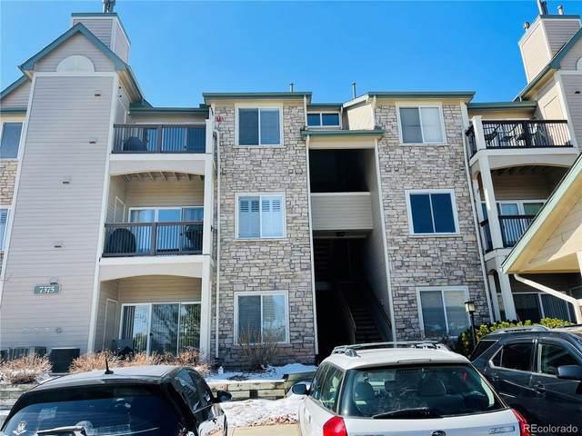 7375 S Alkire Street #306, Littleton, CO 80127 (MLS #5038146) :: 8z Real Estate
