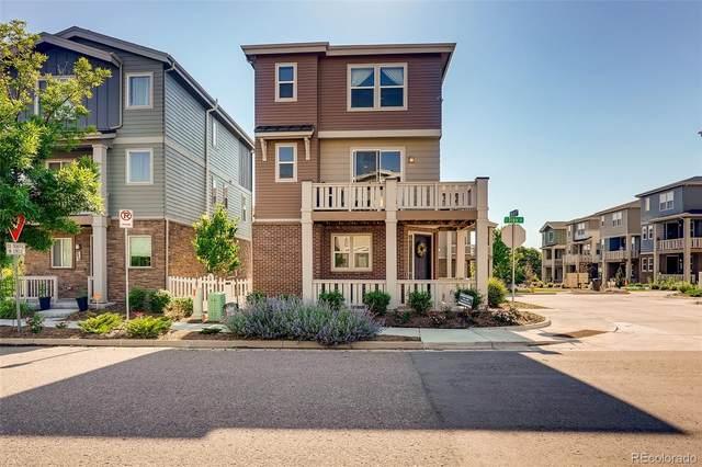 2410 S Scranton Street #70, Aurora, CO 80014 (#5038182) :: Kimberly Austin Properties