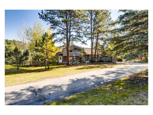 2718 Olympia Circle, Evergreen, CO 80439 (#5038288) :: The City and Mountains Group