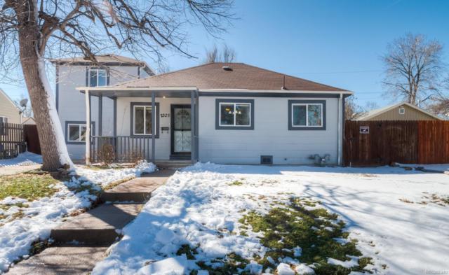2325 S Knox Court, Denver, CO 80219 (MLS #5038507) :: Kittle Real Estate