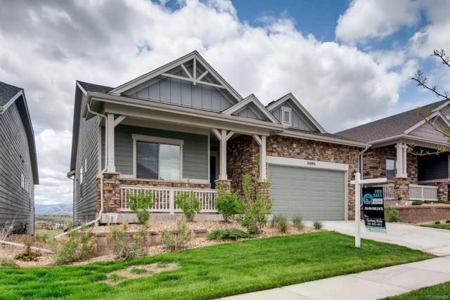 16886 W 85th Lane, Arvada, CO 80007 (#5038822) :: Bring Home Denver with Keller Williams Downtown Realty LLC