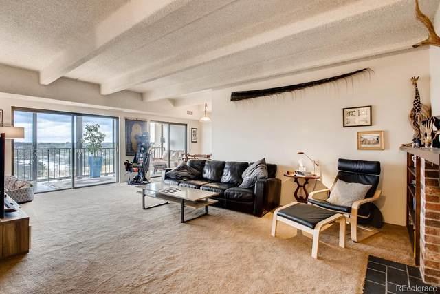 7877 E Mississippi Avenue #606, Denver, CO 80247 (MLS #5038977) :: 8z Real Estate