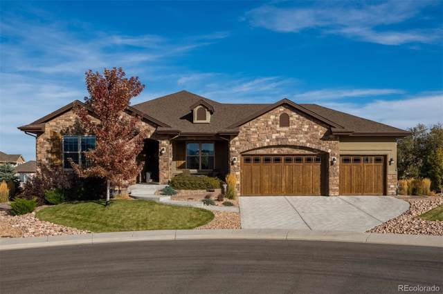 8224 Ward Lane, Arvada, CO 80005 (#5039133) :: The Gilbert Group