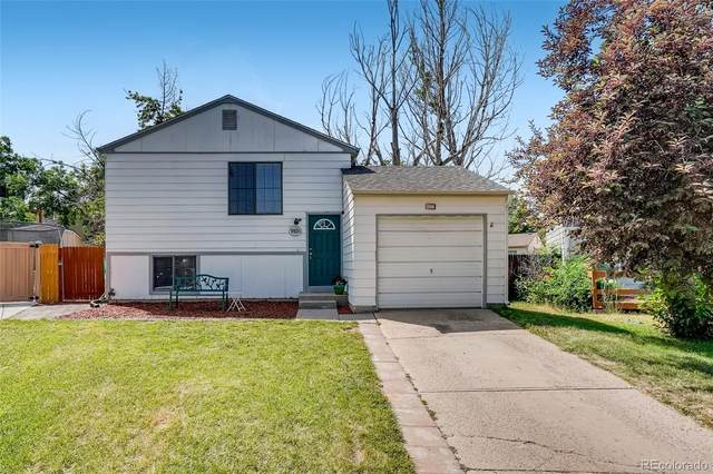 9331 W 100th Circle, Broomfield, CO 80021 (#5039553) :: The Griffith Home Team