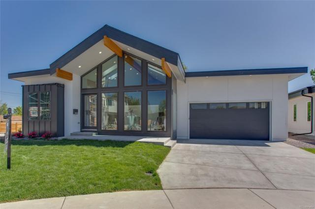 5409 E Bails Drive, Denver, CO 80222 (#5040336) :: The Pete Cook Home Group