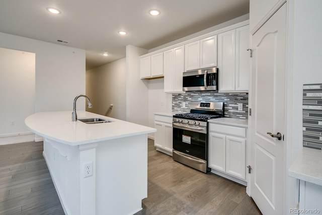 24596 E Calhoun Place C, Aurora, CO 80016 (MLS #5040394) :: 8z Real Estate