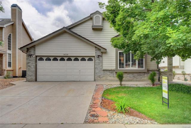 1454 E 130th Drive, Thornton, CO 80241 (MLS #5040552) :: Kittle Real Estate