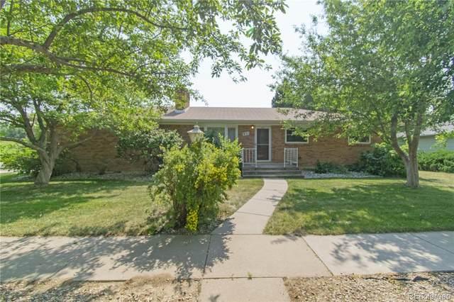 931 Crown Ridge Drive, Colorado Springs, CO 80904 (#5040843) :: Portenga Properties