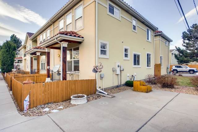 828 S Locust Street, Denver, CO 80224 (#5041456) :: Keller Williams Action Realty LLC