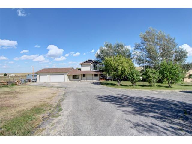 42600 Ricki Drive, Parker, CO 80138 (MLS #5041744) :: 8z Real Estate