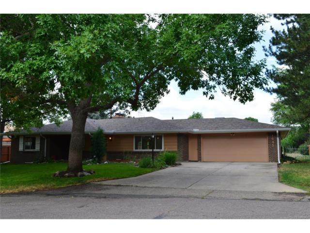 1645 Glen Moor Drive, Lakewood, CO 80215 (MLS #5041849) :: 8z Real Estate