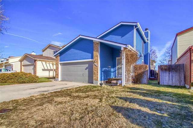 11808 Sherman Street, Northglenn, CO 80233 (MLS #5041987) :: Colorado Real Estate : The Space Agency