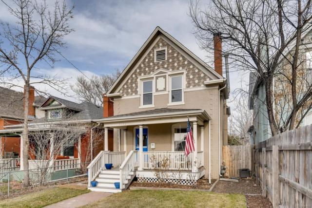 2142 N High Street, Denver, CO 80205 (#5042027) :: 5281 Exclusive Homes Realty