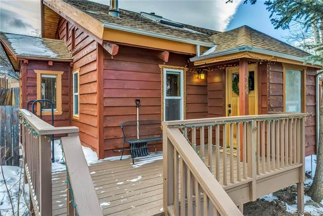 600 S Peak To Peak Highway, Nederland, CO 80466 (#5042288) :: The Griffith Home Team