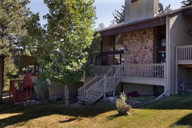 6301 Perry Park Boulevard #6, Larkspur, CO 80118 (MLS #5042398) :: 8z Real Estate