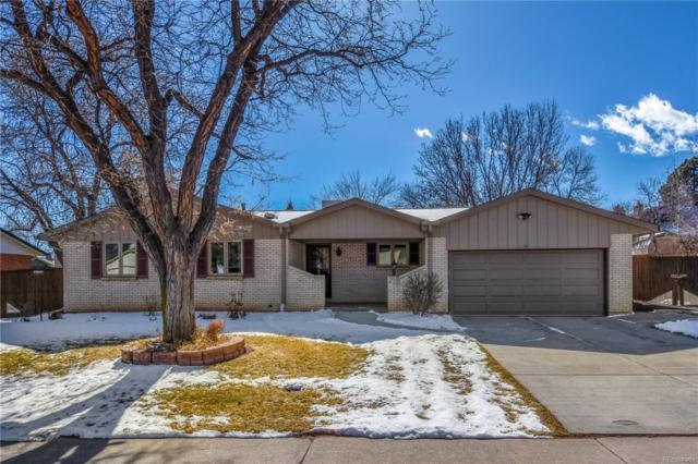 5962 W Maplewood Drive, Littleton, CO 80123 (MLS #5042445) :: 8z Real Estate