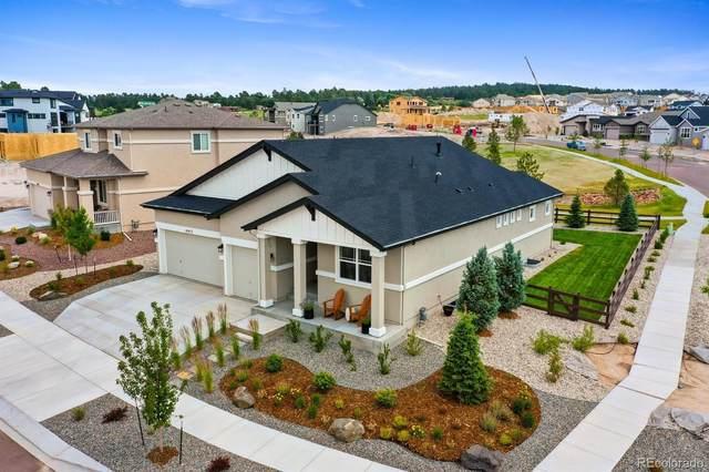 10413 Mount Rosa Lane, Colorado Springs, CO 80924 (MLS #5042589) :: Clare Day with Keller Williams Advantage Realty LLC