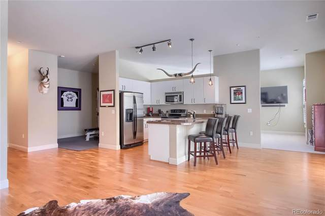 5401 S Park Terrace Avenue 105D, Greenwood Village, CO 80111 (#5042826) :: Mile High Luxury Real Estate