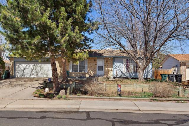 4465 E 93rd Drive, Thornton, CO 80229 (#5042910) :: The Pete Cook Home Group