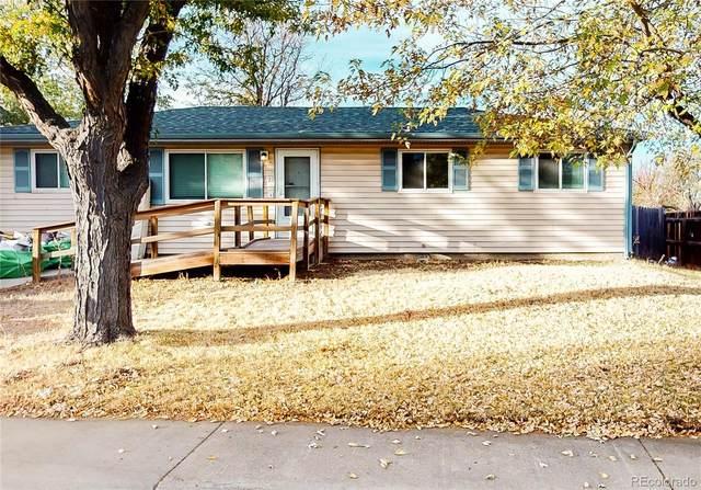 833 S Oswego Court, Aurora, CO 80012 (MLS #5043098) :: 8z Real Estate