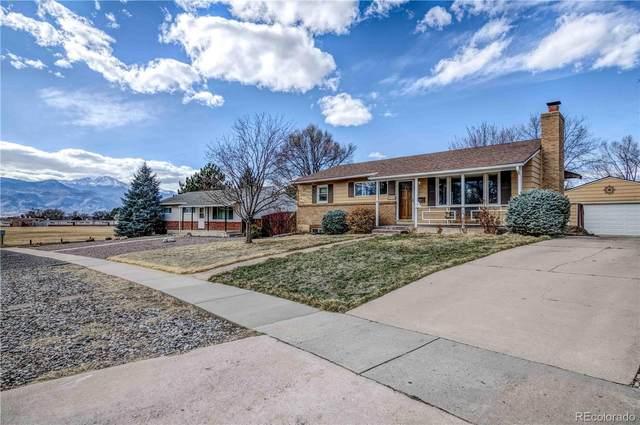 1832 Northview Drive, Colorado Springs, CO 80909 (MLS #5043109) :: 8z Real Estate