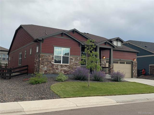 734 Rock Ridge Drive, Lafayette, CO 80026 (#5043442) :: The DeGrood Team