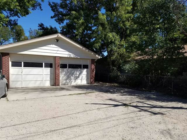 5308 W 41st Avenue, Denver, CO 80212 (#5043475) :: Briggs American Properties