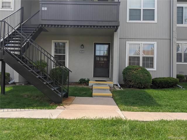 2301 E Fremont Avenue S04, Centennial, CO 80122 (#5043563) :: Colorado Home Finder Realty