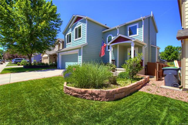 8763 Rosebud Place, Parker, CO 80134 (#5043946) :: Sellstate Realty Pros