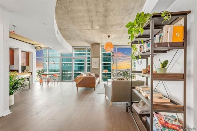 1700 Bassett Street #1802, Denver, CO 80202 (#5044049) :: Venterra Real Estate LLC